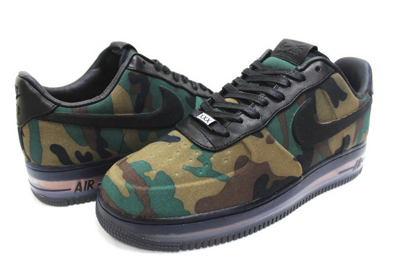 "House of Hoops Release: Nike Air Force 1 Max Air VT ""Camo"