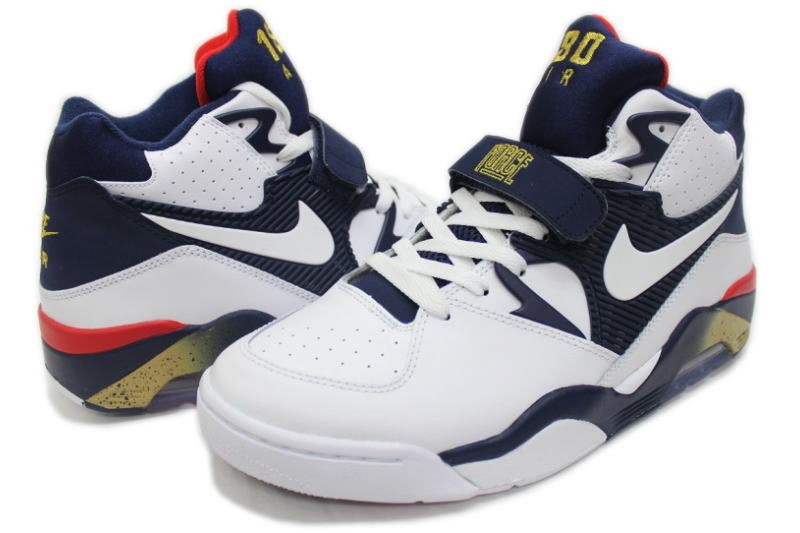 f82e45e6d NIKE AIR FORCE 180 OLYMPIC DREAM TEAM PACK 310095-100 Nike air force 180  Charles Barkley Olympic dream team Pack