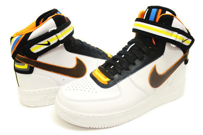 online store e9476 a6805 NIKE AIR FORCE 1 MID SP   TISCI white GIVENCHY RICCARDO TISCI 677130-120  Nike air force one mid Givenchy in 2000s Ricardo such