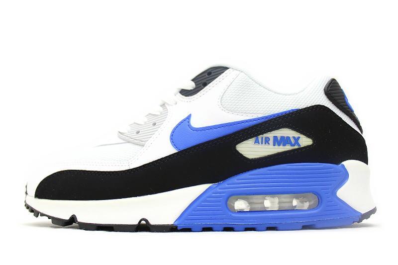 Nike Air Max 90 Essential 537384 114 For Men White Black