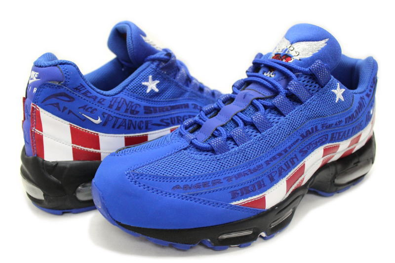 first rate f7c24 c520c ... denmark nike air max 95 le db doernbecher 2013 318351 411 nike air max  95 dorenbecker