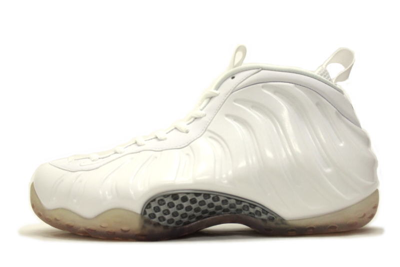 NIKE AIR FOAMPOSITE ONE WHITE OUT 314996-100 Nike Air form posit one white-out  white 18a9fe2381