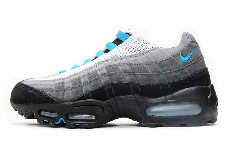 timeless design 722be e4f99 NIKE AIR MAX 95 SI black   turquoise 329393-042 Nike Air Max 95 ...