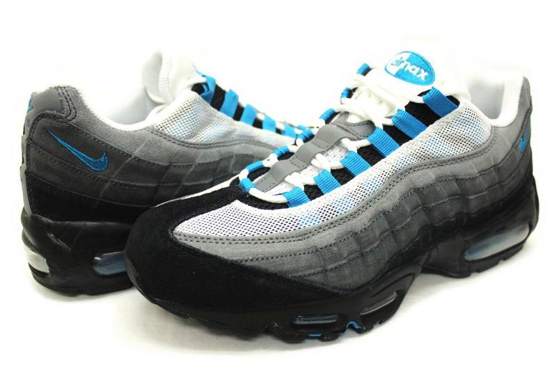 NIKE AIR MAX 95 SI black turquoise 329393 042 Nike Air Max 95