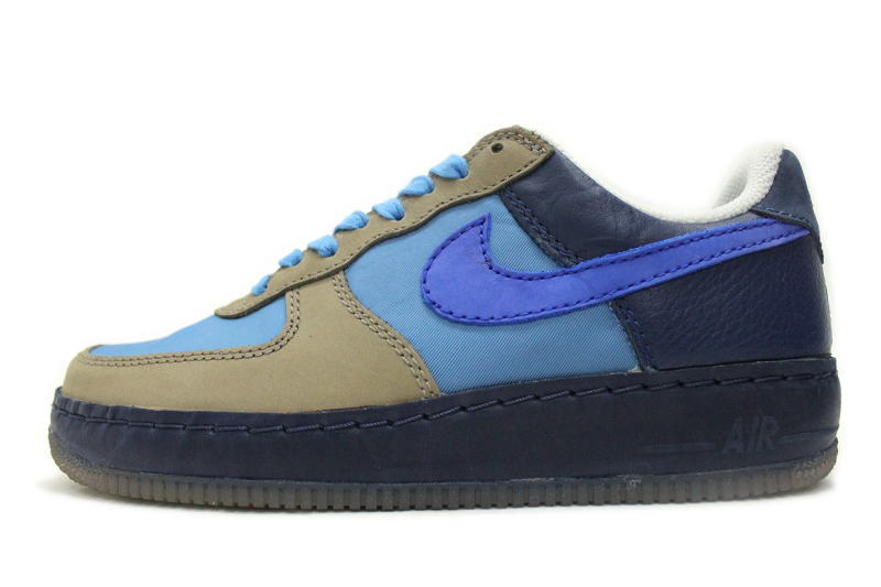 bf757ecf0ed2 NIKE AIR FORCE 1 LOW IO PREMIUM STASH 313213-441 Nike air force one low  inside-out premium stash