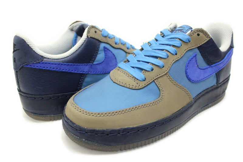 NIKE AIR FORCE 1 LOW IO PREMIUM STASH 313,213 441 Nike Air Force One low inside out premium stuss