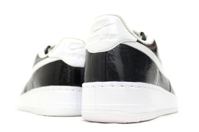 NIKE AIR FORCE 1 SPRM IO SLAMJAM black 318931 011 Nike air force one Supreme inside out SUPREME slam jam