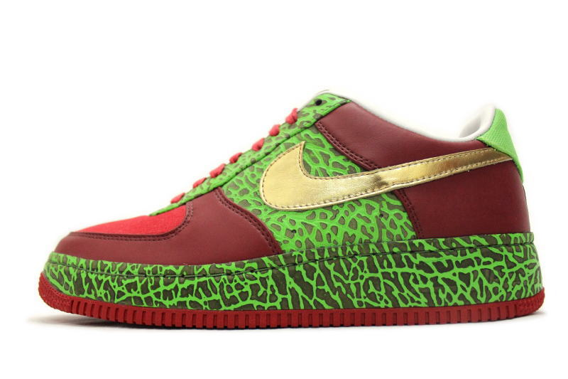 012538fddf36 NIKE AIR FORCE 1 LOW SUPREME I O QUESTLOVE 318931-671 Nike air force one low  Supreme inside-out quest love 1 WORLD BOX signed