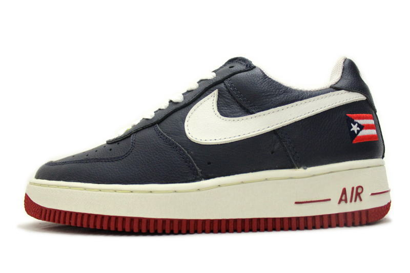free shipping 45644 371be NIKE AIR FORCE 1 Puerto Rico 3 624040-411 Nike air force one PR3 ...