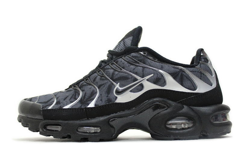 NIKE AIR MAX PLUS limited black X silver 604,133 086 Kie Ney AMAX plus in Europe