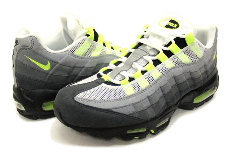 finest selection fbdd3 7610c 95 554,970-174 NIKE AIR MAX OG yellow gradation Kie Ney AMAX 95