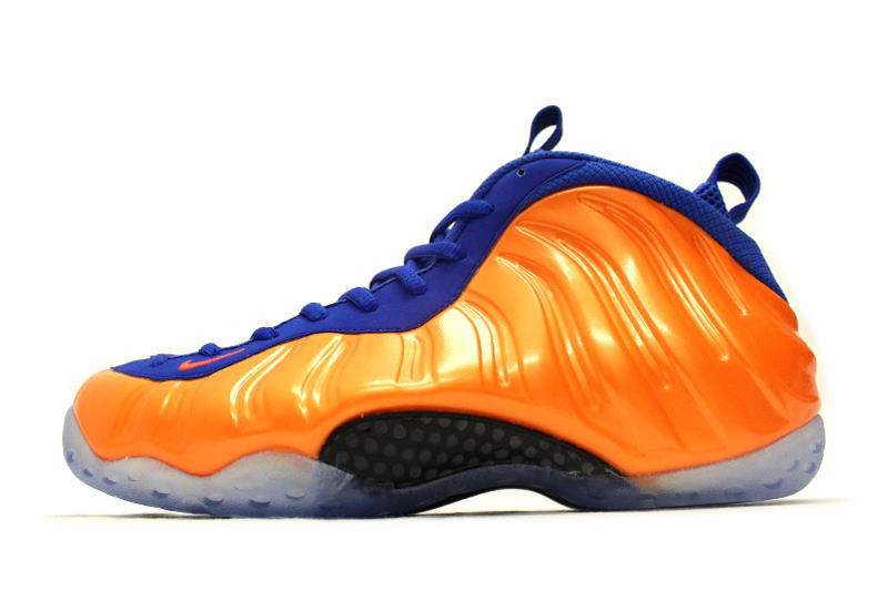 huge selection of 89eca d36f2 NIKE AIR FOAMPOSITE ONE NEWYORK KNICKS 314226-801 Nike airformposit Wang  New York Knicks