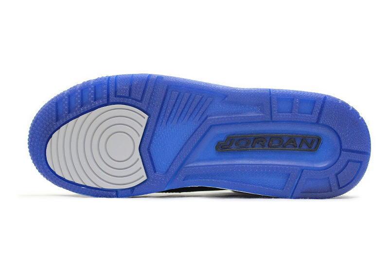 NIKE AIR JORDAN 3 RETRO BG SPORT BLUE 398614-007 Nike Air Jordan 3 retro  sport blue b3ca5fe41