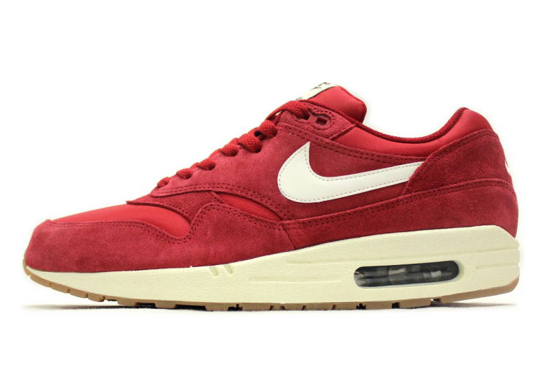 nike air max 1 essential red