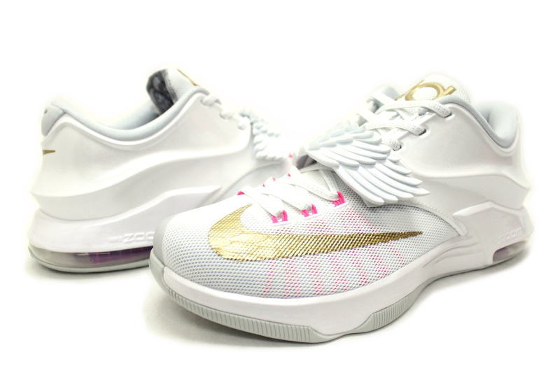 huge selection of 4fe4b ac83b NIKE KD 7 PRM AUNT PEARL 706858-176 Nike KD 7 premium rent part