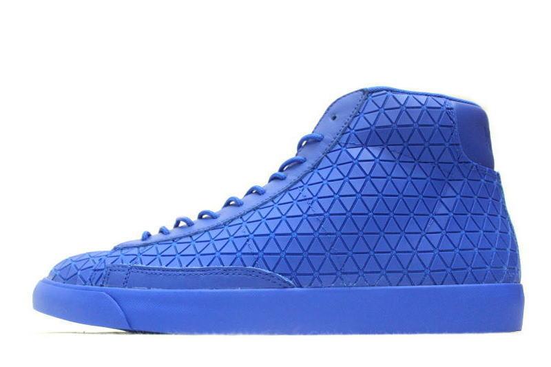 official photos ab040 e18e8 NIKE BLAZER MID METRIC QS ROYAL BLUE 744419-400 Nike Blazer mid metric blue