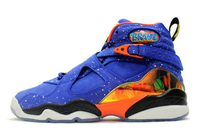 info for 55b46 1e6e7 RETRO JORDAN 8 NIKE AIR DB (GS) 729894-480 DOERNBECHER Nike Air Jordan 8  retro Doreen Becker ladies