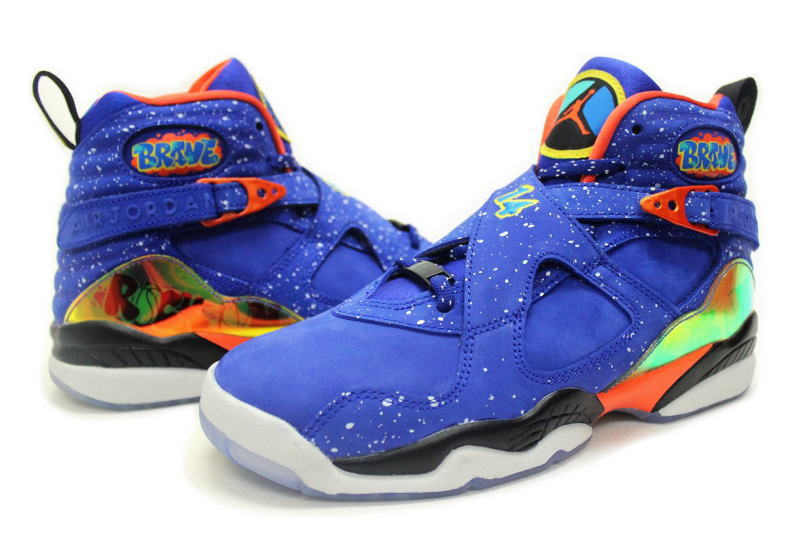 info for 79980 227b8 RETRO JORDAN 8 NIKE AIR DB (GS) 729894-480 DOERNBECHER Nike Air Jordan 8  retro Doreen Becker ladies