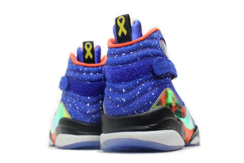 0faa47e80c3 NIKE AIR JORDAN 8 RETRO DB DOERNBECHER 729893-480 Nike Air Jordan 8 retro  dorenbecker