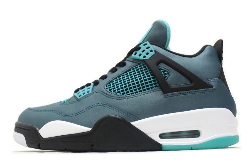 4da5e8178763f0 NIKE AIR JORDAN 4 RETRO 30TH TEAL 705331-330 Nike Air Jordan 4 retro 30th  anniversary of teal