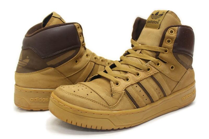 quality design c78dc 6df7d adidas ATTITUDE HI CM WHEAT 385798 adidas attitude Hi wheat