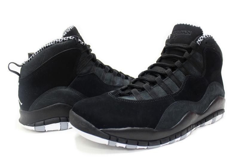 sports shoes 02a3c 27a74 NIKE AIR JORDAN 10 RETRO STEALTH 310805-003 stealth Nike Air Jordan 10 retro