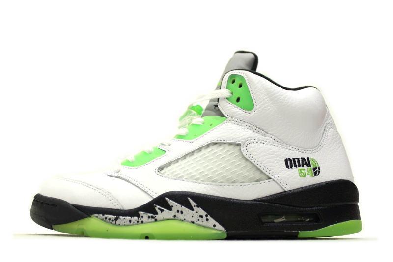 premium selection 5215c 8c7b2 NIKE AIR JORDAN 5 RETRO Q54, QUAI 54 467827-105 Nike Jordan retro 5 Quai