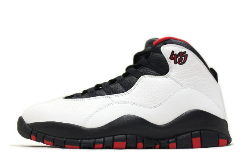 on sale ef7e0 e4923 NIKE AIR JORDAN 10 RETRO DOUBLE NICKLE 310805-102 Nike Air Jordan 10 retro  double nickel