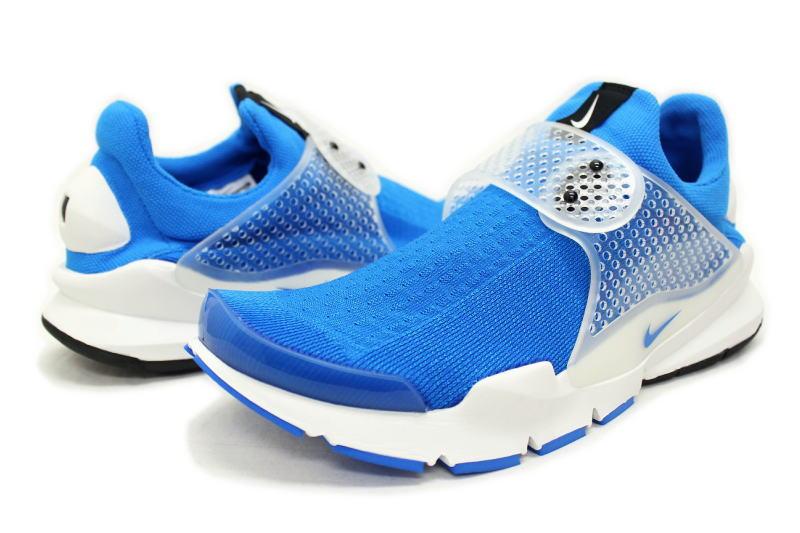 new concept ff5e0 74417 NIKE SOCK DART SP FRAGMENT PHOTO BLUE 728748-401 Nike sock DART fragments  photo blue
