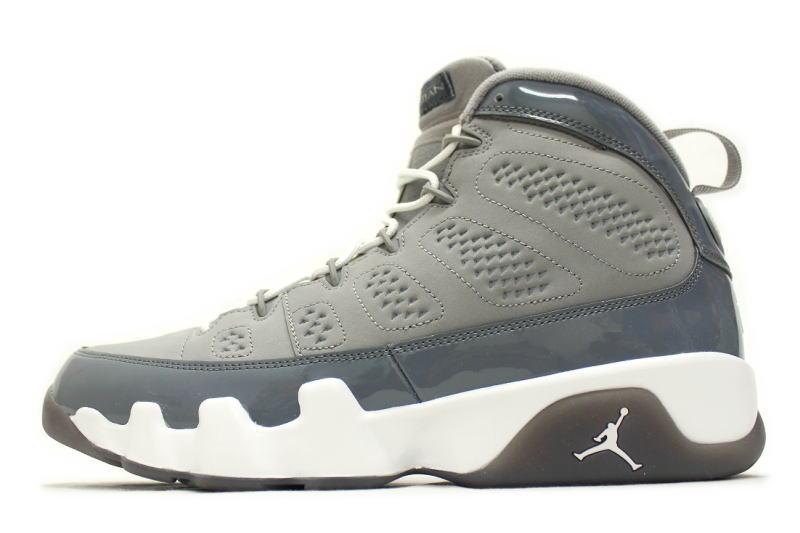 size 40 ecf27 99639 9 302,370-015 NIKE AIR JORDAN RETRO COOL GREY nike Air Jordan 9 nostalgic  cool gray
