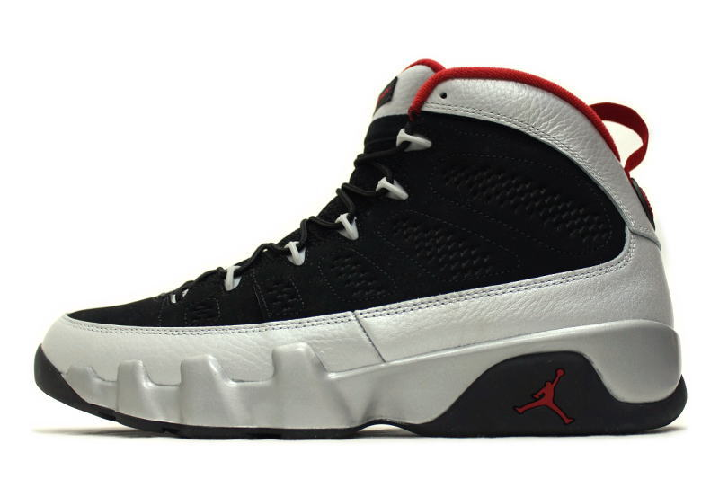 37d7734baff NIKE AIR JORDAN 9 RETRO JOHNNY KILROY 302370-012 Nike Air Jordan 9 retro  Johnny ...
