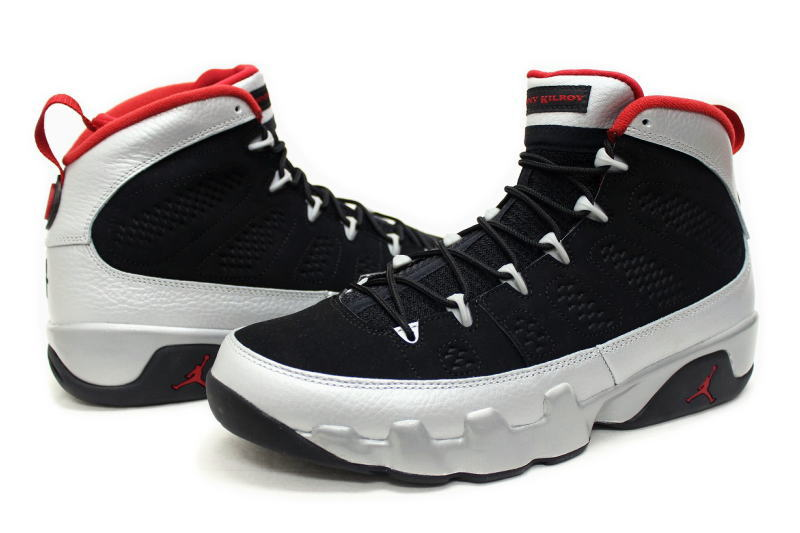 76cffc0daa70 NIKE AIR JORDAN 9 RETRO JOHNNY KILROY 302370-012 Nike Air Jordan 9 retro  Johnny Kilroy