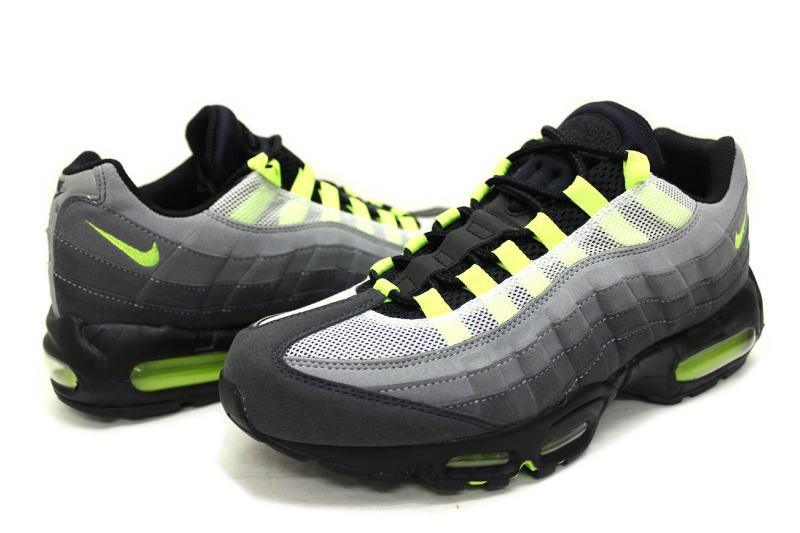 the latest 0006a 0811f Nike×Mita SNEAKERS AIR MAX 95 OG PROTOTYPE 554970-070 Nike Air Max 95  prototype Mita sneakers yellow grade