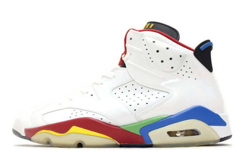 on sale 41133 94b21 NIKE JORDAN OLYMPIC 6 BEIJING OLYMPIC 325387-161 Nike Air Jordan 6 Beijing  Olympics