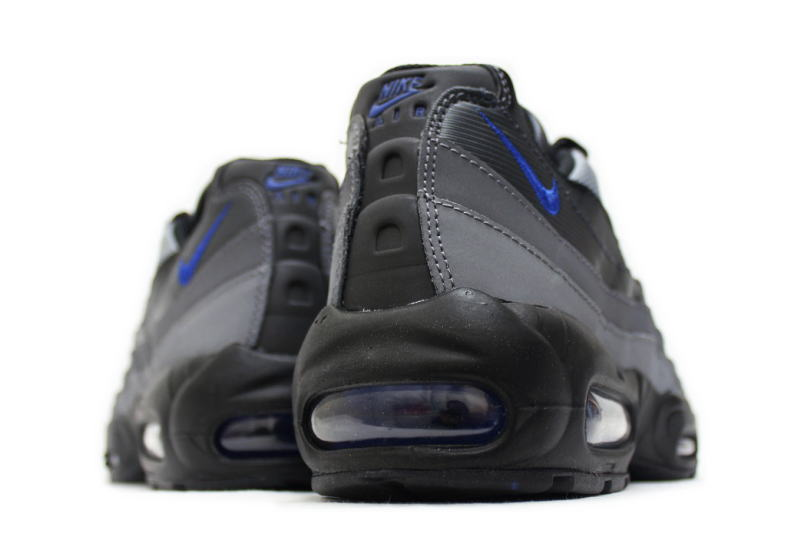 reputable site b1107 4f613 NIKE AIR MAX 95 SI JD EXCLUSIVE BLACK GREY 329393-095 Nike Air Max 95 JD  another sports note Black x gray