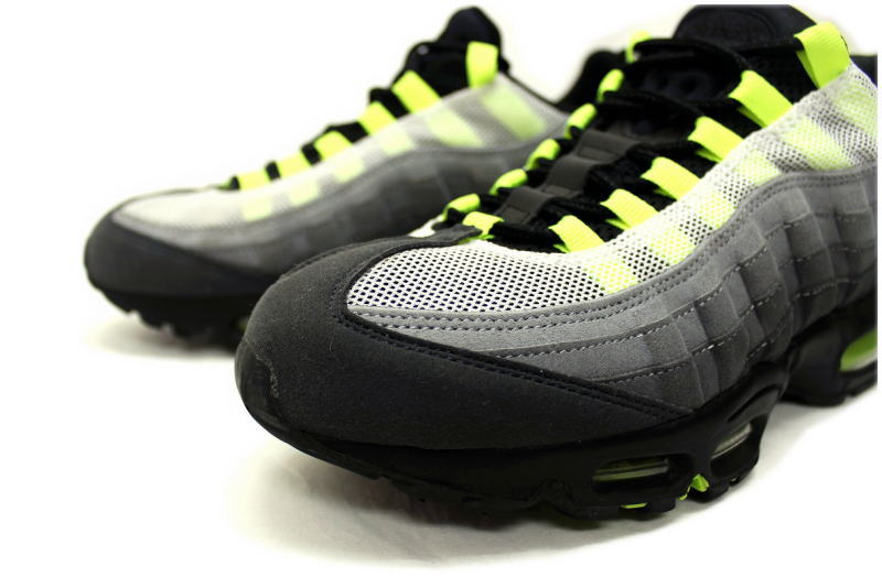the latest 098c9 0a276 Nike×Mita SNEAKERS AIR MAX 95 OG PROTOTYPE 554970-070 Nike Air Max 95  prototype Mita sneakers yellow grade