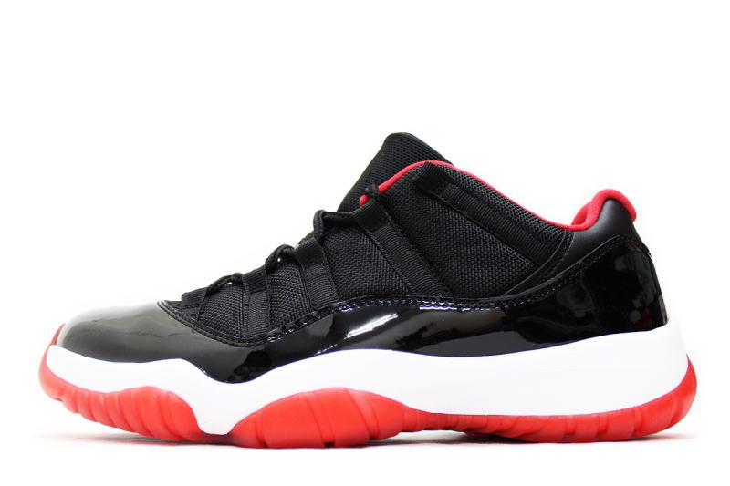 5165ff515c4 auc-soleaddict  NIKE AIR JORDAN 11 RETRO LOW BRED 528895-012 Nike Air  Jordan 11 retro low bread