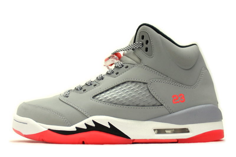 sale retailer 95013 3c671 NIKE AIR JORDAN 5 RETRO GG HOT LAVA 440892-018 Nike Air Jordan 5 retro hot  lava