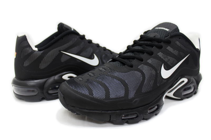 cheapest reasonably priced lower price with NIKE AIR MAX PLUS FUSE BLACK 483,553-012 Kie Ney AMAX plus fuse limitation  out of the Black Sea