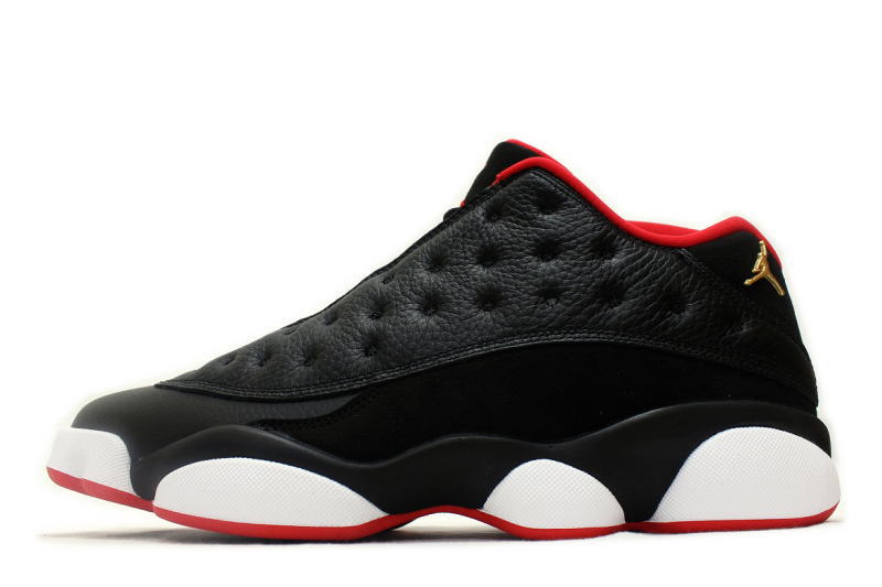 1782183d699 NIKE AIR JORDAN 13 RETRO LOW BRED 310810-027 Nike Air Jordan 13 retro low  ...