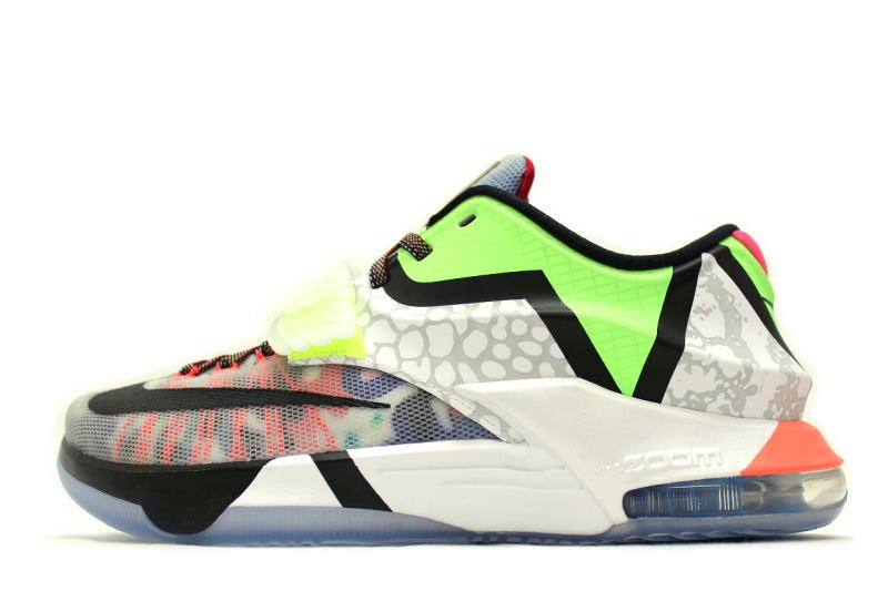 online retailer 3de6e 32765 NIKE KD 7 SE WHAT THE 801778-944 Nike KD 7