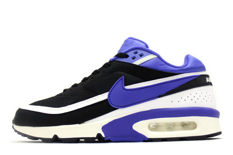 NIKE AIR CLASSIC BW FB BLACK VIOLET 631623-051 Nike Air Classic BW black ×  purple color original AIR MAX 0110d96091d3