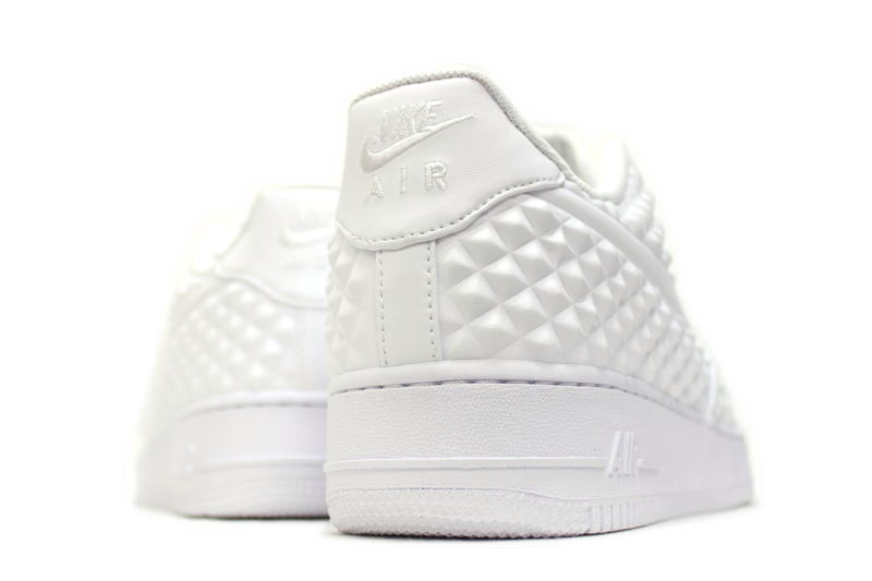 check out 5f8e4 31a42 NIKE AIR FORCE 1 LV8 VT INDEPENDENCE DAY WHITE 789104-100 Nike air force one  eleventh back tech white