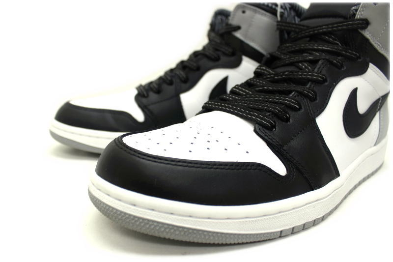 e34cd4d57e2634 NIKE AIR JORDAN 1 RETRO HIGH OG BARONS 555088-104 Nike Air Jordan 1 retro  high barons Wolf grey