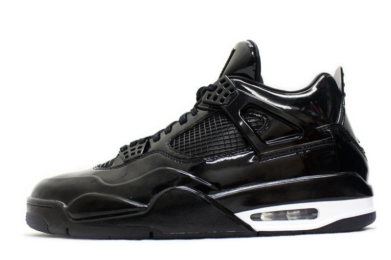 uk availability 50f4c e757b NIKE JORDAN 11LAB4 BLACK 719864-010 Nike Air Jordan 11 Lab 4