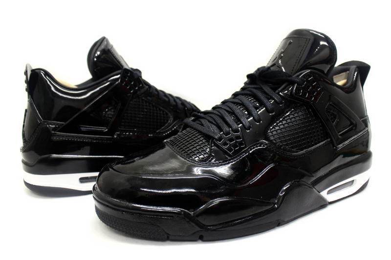 uk availability e37b9 c7507 NIKE JORDAN 11LAB4 BLACK 719864-010 Nike Air Jordan 11 Lab 4