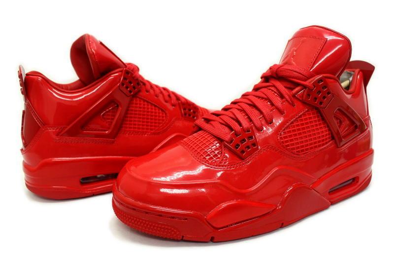 brand new f8821 fb6ba NIKE JORDAN 11LAB4 GYM RED 719864-600 Nike Air Jordan 11 Lab 4 Red