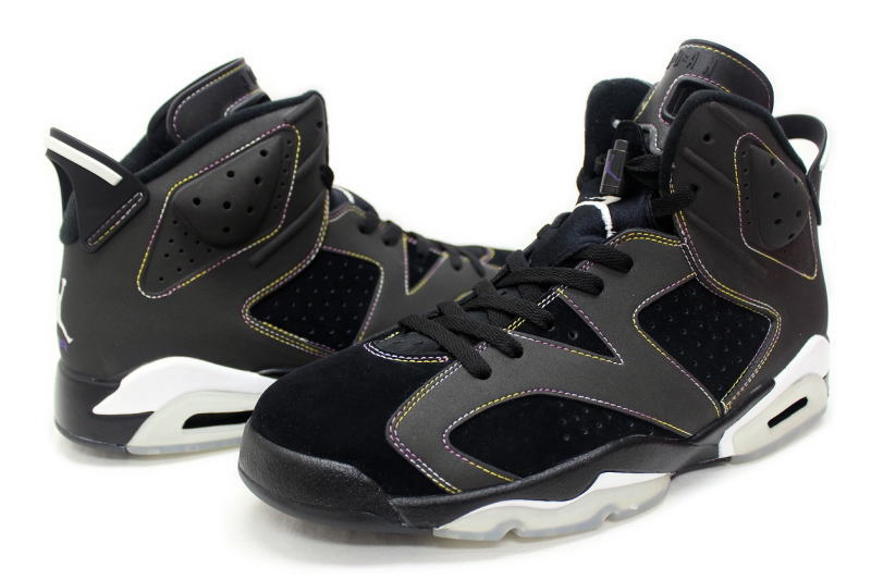 huge discount 71bff 16b38 NIKE AIR JORDAN 6 RETRO LAKERS 384664-002 Nike Air Jordan 6 retro Lakers
