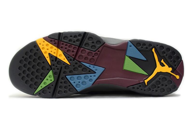 quality design 21269 7e793 NIKE AIR JORDAN 7 RETRO BORDEAUX 304775-034 Nike Air Jordan 7 retro  Bordeaux by 2015