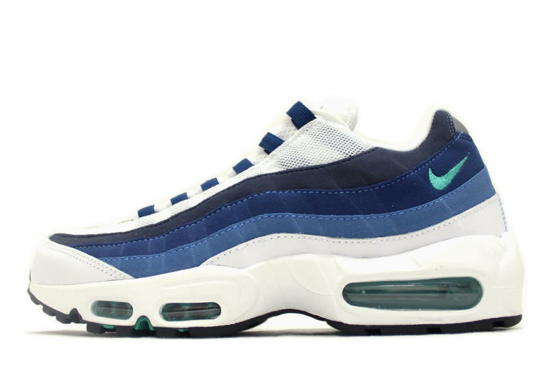 wholesale dealer bbd98 8623b NIKE AIR MAX 95 OG blue gradation 2015 554970-131 Nike Air Max 95 BLUE ...